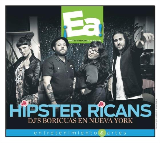 Portadas Hipster Ricans 2